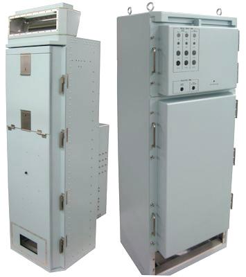 Electromet ruggedized electronic cabinets