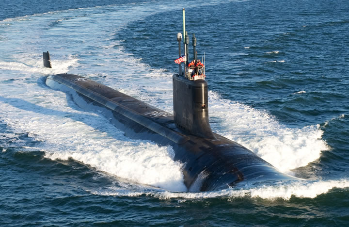 ohio class guided missile submarine