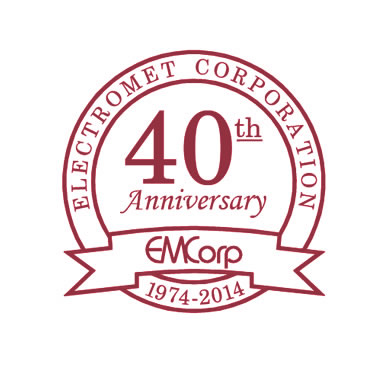 Electromet Celebrates 40 Years in Business!
