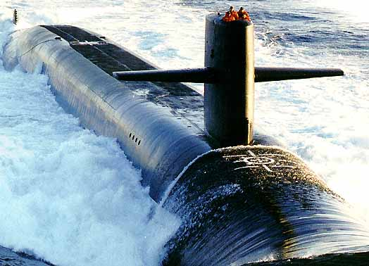 Electromet Supports Lockheed Martin on the Trident Submarine Navigation and Targeting System