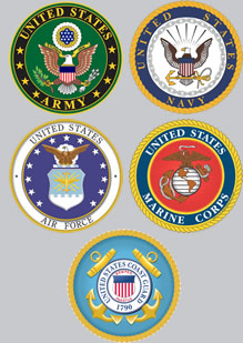 U.S. Military Branches