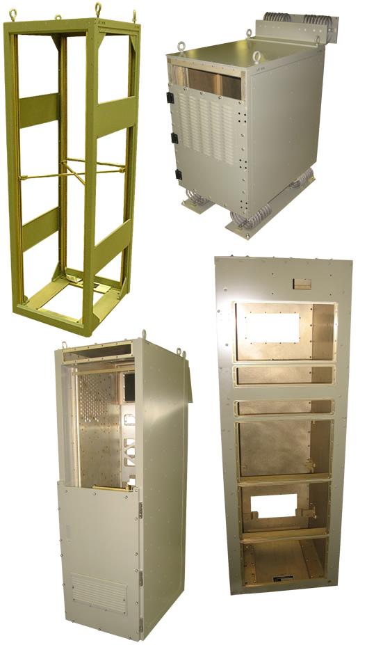 Legacy GKI electronic enclosure