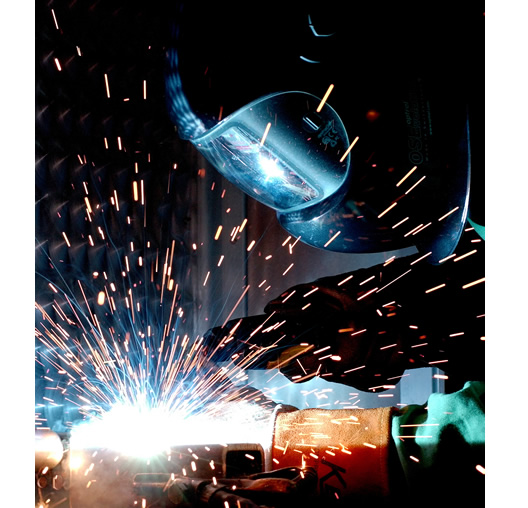Welding, plasma, spot welding, water-cooled, synchro wave