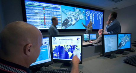 Electromet Supports the F-35 Lightning's Autonomic Logistics Information System (ALIS)