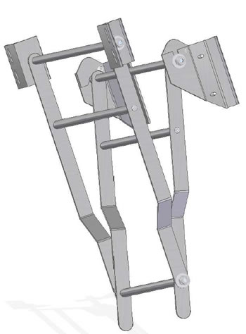 Heavy Duty Cable Retractor (PN 812-967D)