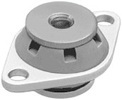 Composite Material Only Isolators