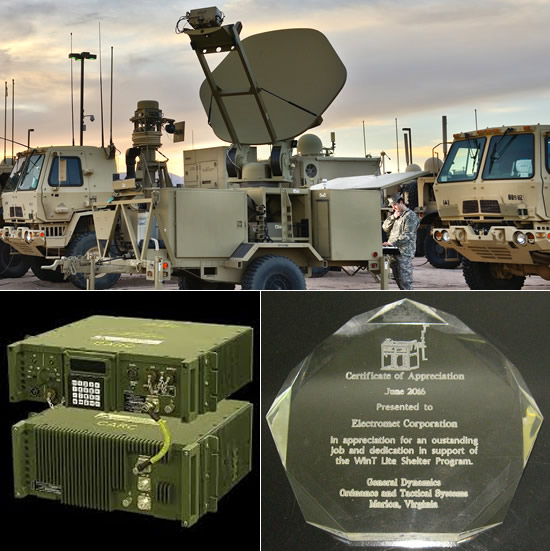 Warfighter Information Network – Tactical (WIN-T)