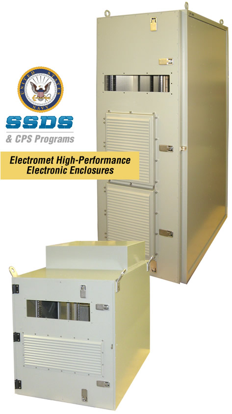 U.S. Navy Ship Self-Defense System (SSDS) and Common Processing System program (CPS)